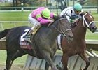 Serena's Tune Breezes Toward Oaks; She's a Devil Due Withdrawn