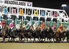 Rain Forces Meadowlands Cancellation