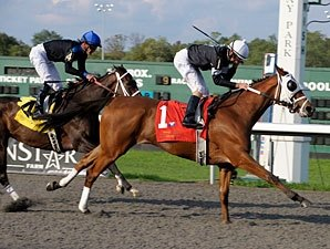 Maker Takes His Fifth With La Gran Bailadora