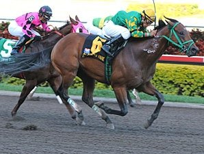 Colic Forces Smooth Air to Miss Texas Mile