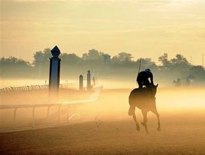 Fair Grounds Meet to Open Thanksgiving Day