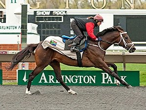 Mubtaahij in 'Missed Work' at Arlington