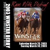 Sunland Side Up: $500,000 WinStar Derby Lures Eight