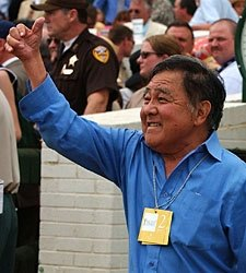 Retired Trainer Mitch Shirota Dies
