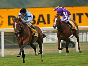 King George Winner Harbinger Retired