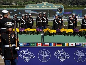 Breeders' Cup to Remain at Santa Anita
