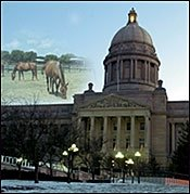 Kentucky Plan: Public Vote for Racetrack Casinos