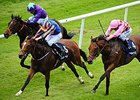 Gleneagles Shows Heart in Irish Guineas Win