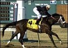 Turfway Park Racing Report: Balto Star Shines Bright