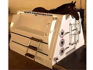 ECB Equine Spa Comes to Churchill