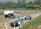 Santa Anita Surface Overhaul in Progress