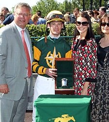 Record-Setting Spring Keeneland Meet Ends