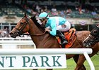 Lady Eli Heads Brown's Belmont Oaks Hand