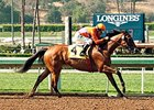 Beholder Logs First Del Mar Breeze of Summer