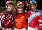 Son Wins 'Lopez Battle' at Golden Gate Fields