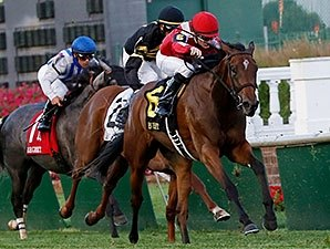 Prado's Sweet Ride Heads Pucker Up Stakes