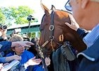 Relaxed Baffert Shares Triple Crown With All