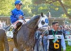 Belmont Runner-Up Frosted Back in Jim Dandy