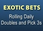 Exotic Bets Podcast: Daily Doubles & Pick 3s