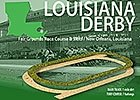 Triple Crown Infographic: Louisiana Derby
