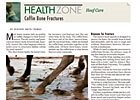 Health Zone: Hoof Care: Coffin Bone Fractures
