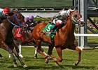 Tightend Touchdown Ends Skid in Parx Dash