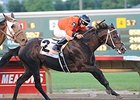 Sarah Sis Just Holds On to Take Iowa Oaks