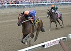 Off the Tracks Soars in Schuylerville Stakes