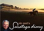 Saratoga Diary: Kiss Goodbye