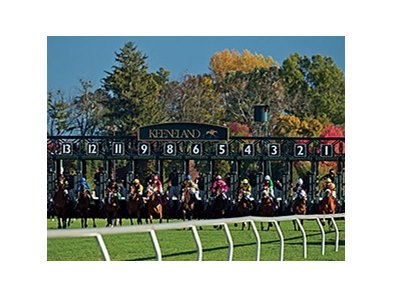 Keeneland Expands Fall Meet Stakes Schedule Bloodhorse