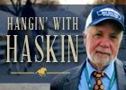 Hangin' With Haskin: Back Hangin'