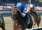 Grade I Winner Embellish the Lace Retired