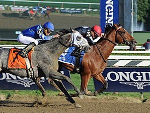Jim Dandy: Texas Red Denies Frosted