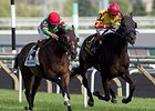 Reporting Star Upsets Play the King Stakes
