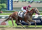 Sheer Drama Records Final BC Distaff Breeze