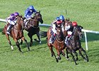 Golden Horn Prevails in Leopardstown Thriller