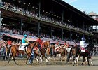 Saratoga Race Meet Highlights 2015