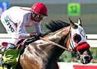 Big Macher Breezes at Santa Anita Park