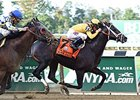 Rock Fall to Join His Sire at WinStar Farm