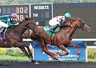 Florida Won Takes Rail to Presque Isle Win