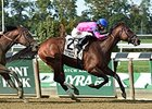 Streaking La Verdad Wins Gallant Bloom