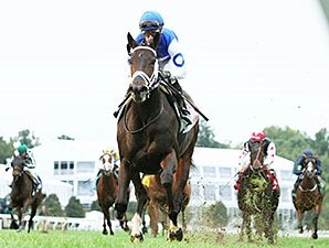 Tepin, Catch a Glimpse Tune Up for Keeneland