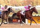 Maryland Million Card Sees Handle Gains
