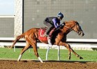 Catch a Glimpse, 'Daddyo' Head Keeneland Tab