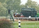 Keeneland On-Track, All-Sources Handle Down