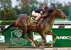 Tonalist, Other BC Hopefuls Breeze at Belmont