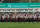 Churchill Fall Meet to Start Nov. 1
