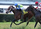 Swagger Jagger a Feel-Good Gulfstream Winner