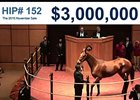 Fasig-Tipton November Sale Wrap