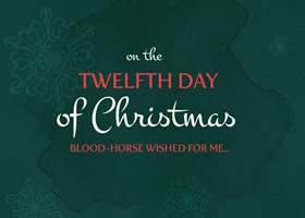 Blood-Horse's 12 Days of Christmas
